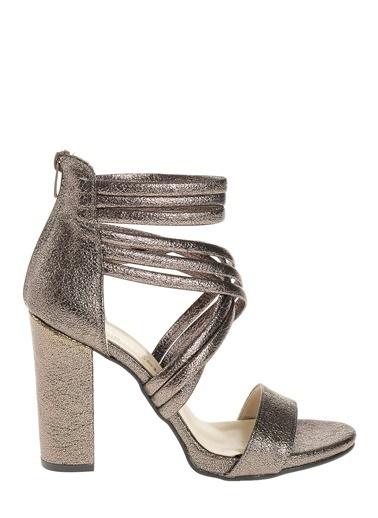 D by Divarese Ayakkabı Altın
